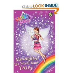 Rainbow Magic Book Cover Theme She Loves To Read About