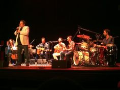 Guster and Jeff Garlin Laugh and Play at Pantages