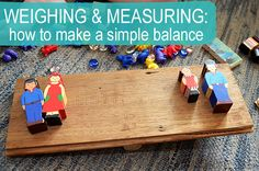 Measuring and Balancing - how to make a simple balance