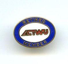 #ACTWU #AmalgamatedClothingTextilesWorkersUnion #Badge #Pin Enamel Vintage http://www.ebay.com/itm/ACTWU-Amalgamated-Clothing-Textiles-Workers-Union-Badge-Pin-Enamel-Vintage-/121768247669… #alexpals #myricky