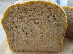 KAF Harvest Wheat Bread -- Fresh from the Machine! This is my new favorite bread. Low Sodium Bread, Low Sodium Diet, Low Sodium Recipes, Sodium Foods, Egg Drop, Dash Diet, Yeast Bread, Instant Yeast, Bread Rolls