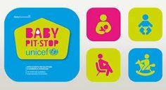 Baby PitStop in collaborazione con l'Unicef