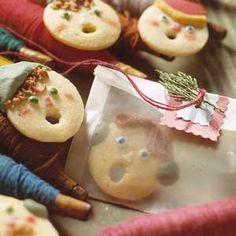 Christmas cookies. I love it!