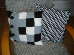 Krížikové vyšívanie Throw Pillows, Bed, Home, Toss Pillows, Cushions, Stream Bed, Ad Home, Decorative Pillows, Homes