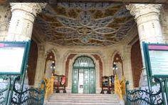 Budapest,Iparművészeti Múzeum