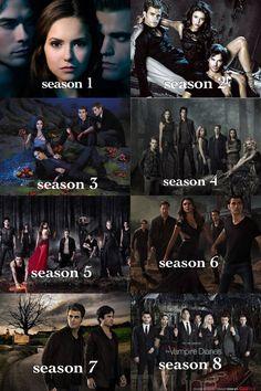 TVD Season 1-8