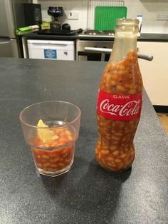 Weird Pictures With Beans 1