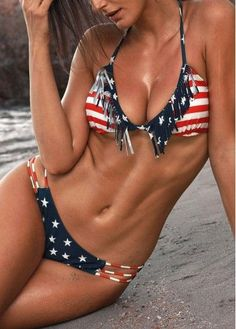 Shop Bikinis, Tankinis, One Piece Swimsuits, Swim Cover Ups 4th Of July Dresses, 4th Of July Outfits, 4th Of July Swimsuits, Plus Size Swimsuits, Swim Cover Ups, Striped Swimsuit, Vintage Swimsuits, Pretty And Cute, Star Print