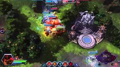 Heroes of the Storm / Lethal stun party even for Cho'Gall