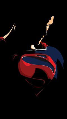 iPhone Marvel Wallpapers HD from Uploaded by user, Man of Steel Superman Batman Vs Superman, Arte Do Superman, Superman Man Of Steel, Batman Art, Batman Poster, Wallpaper Do Superman, Superman Artwork, Marvel Wallpaper, Superman Logo Art