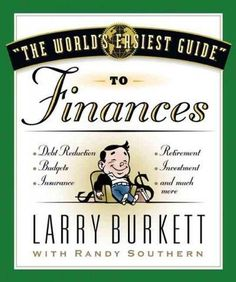Many financial resources are confusing to the average person. Leading Christian financial expert Larry Burkett answers the call for a simplified, yet comprehensive guide to financial management with T