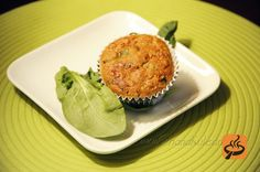 Healthy Oatmeal Spinach Muffins recipe