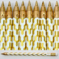 Lomoi gold pens $20... Okay so I love pens... And paper... and pens... and...