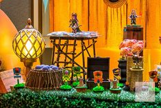 Jaden's Clash of Clans Themed Party - Sweet Treats
