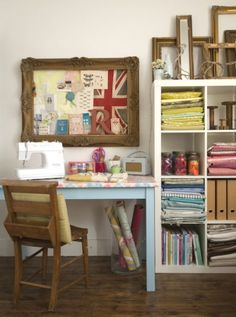 Craft room ... love