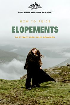 Are you building an elopement business? Learn how to price elopements and attract high-value clients. Photography Branding, Photography Business, Wedding Photography, Who Book, Industrial Wedding, Elopements, Couple Shoot, Attraction, Posts