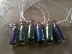 Faerie Dust Necklace by fwillowtree on Etsy, $7.00