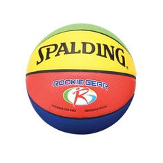 Rookie Gear Coloured Basketball