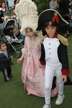 Marie Antoinette and Napoleon by Laura Lee Burch