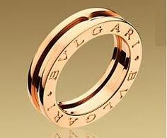 bvlgari wedding bands - Google Search