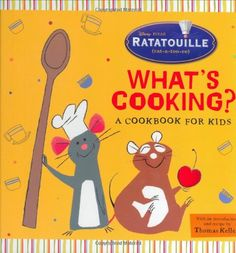 What's Cooking?: A Cookbook for Kids (Ratatouille) by Disney Book Group,http://www.amazon.com/dp/1423105400/ref=cm_sw_r_pi_dp_qojqtb17YTFBKREH