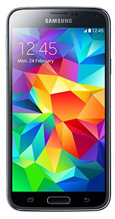 Samsung Galaxy S5 G900FD DUOS 4G LTE 16GB Unlocked GSM Dual-SIM Quad-Core Smartphone - Retail Packaging - Black * You can find out more details at the link of the image.