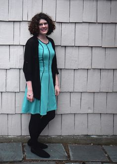 Easter Cyan ( + Bridesmaid Dress First Look!) | Pennies & Paper Blog