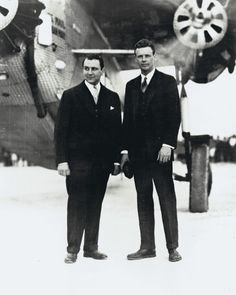 MIAMI 1929 ..... with JUAN TRIPPE,the founder of PanAm in 1927,next to Charles Lindbergh ... in front of a Fokker F-10.Trippe became a pilot while a YALE and took up air racing.Original pin by Steve .... Saved by the Grace of God,as written in Ephesians 2 verses 8 & 9 of the Bible.