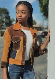 Read Skai jackson from the story BOOK PHOTOS by with 81 reads. Skai Jackson, Pretty Black Girls, Beautiful Black Girl, Black Girl Fashion, Teen Fashion, Black Girls Hairstyles, Braided Hairstyles, Girl Outfits, Cute Outfits