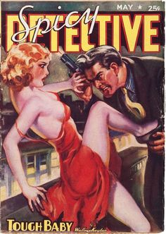 Spicy Detective Stories May 1938