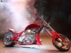 Ghost Rider Bike