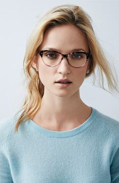 Free shipping and returns on Corinne McCormack 'Jenna' 50mm Reading Glasses at Nordstrom.com. Pink tortoise-patterned reading glasses handmade with a retro silhouette feature built-in nose pads for no-slip wear.