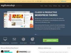 MyThemeShop Discount: Clock Magazine Style WooCommerce theme, for just $9