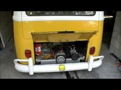 1966 ELECTRIC Volkswagen Bus!!! This is the future. The future is here.
