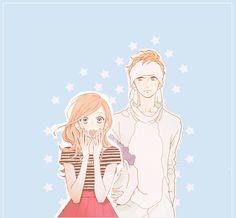 Suzume and Mamura