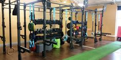 X-Rack – Anytime Fitness, Wollongong NSW Australia