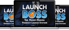 Launch Boss Review Bonus Discount: http://jvzooreviewsite.com/launch-boss-review-bonus-discount/ What are you seeking out? Are you seeking out extra info approximately launch BOSS? Launch Boss is an all-in-one device that helps you clearly and quick create virtual merchandise that other people promote for you. Create worthwhile products to bring to market in as little as one week! Marc'll come up with all the insider recommendations and hints you'll want to make money fast.