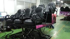 6 seats electric XD cinema simulator for cinema! Electric, Cinema, Movies, Cinematography, Cinema Movie Theater, Movie Theater