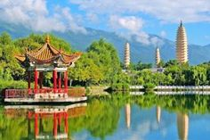 Time to #travel. Ever #wondered to have a #great #travel to #Dali? #Enjoy #China