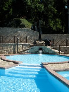 La Piscina....the gorgeous swimming pool built to overlook the valley,with breathtaking views of the mountain surrounding it. Roseto Valfortore never looked so beautiful!