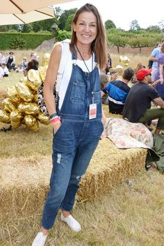 Lady Tania Rotherwick  - Wilderness Festival in Oxfordshire, England