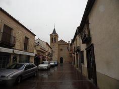 SONSECA (TOLEDO) - Iglesia de San Juan Evangelista.