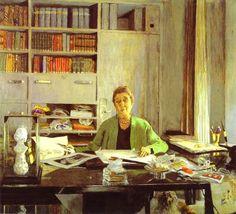 Vuillard_Edouard-Jeanne_Lanvin.jpg 593×540 pixels