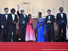|.| Cannes 2015 - Redcarpet (DHEEPAN by Jacques Audiard)