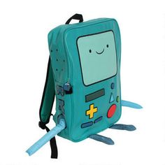 Adventure Time Beemo Sculpted Backpack