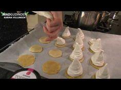 Det Mælkefri Køkken: Flødeboller - glutenfri og mælkefri