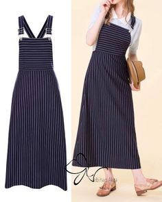ZAFUL offers a wide selection of trendy fashion style women's clothing. Affordable prices on new tops, dresses, outerwear and more. Muslim Fashion, Modest Fashion, Hijab Fashion, Fashion Dresses, Warm Outfits, Mode Outfits, Stylish Outfits, Modest Clothing, Modest Dresses