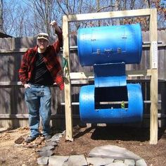 Compost Bins - Many different types - instructions