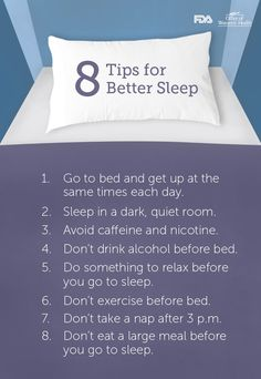 Making small changes to your night time habits may help you get the sleep you need. #insomnia #SleepAwarenessWeek