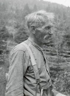 Noel Jeddore - Mi'kmaq - 1930